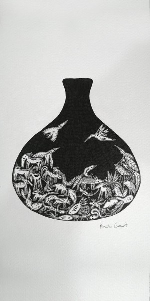 Petit vase II