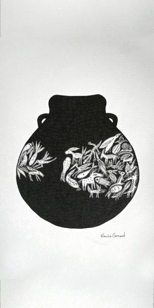 Petit vase I