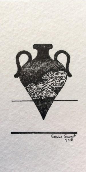 Vase sacré V