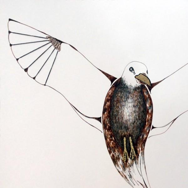 Une histoire de l'orée – L'oiseau