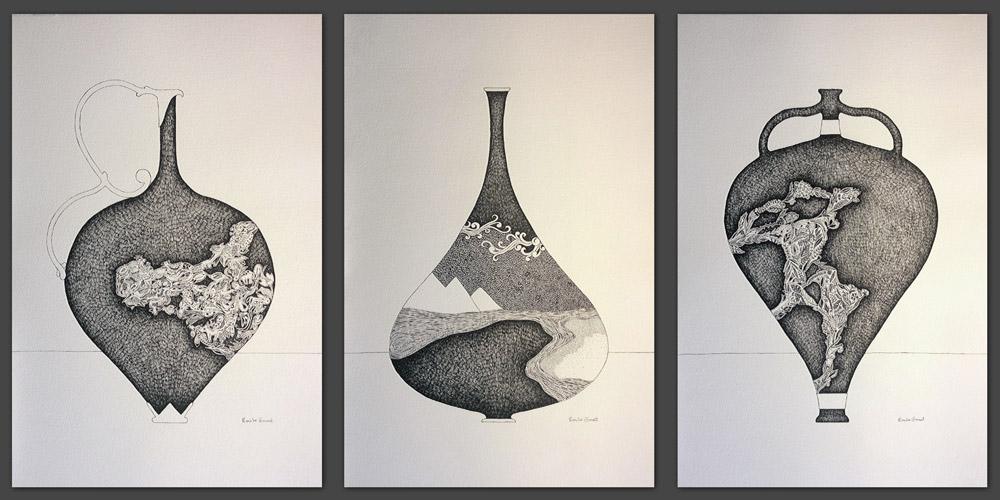 Vases sacrés