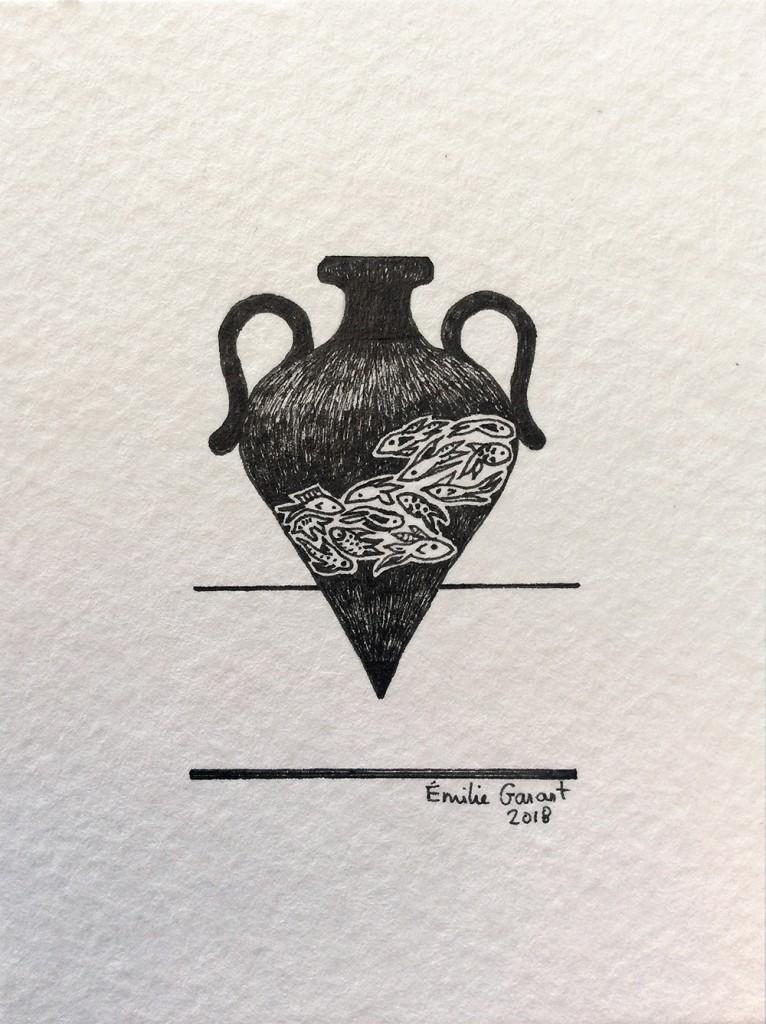 Vase sacré V (miniature)