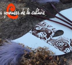 Les journées de la culture : Un masque imaginaire